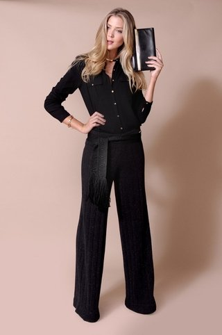 Oslo wide trousers Code 1749
