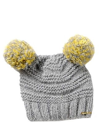 JUNE MICKEY HAT WITH TWO POMPOMS CODE 2136