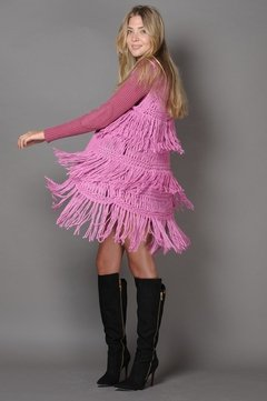 BIELORUSIA FRINGED VEST CODE 1922 - online store