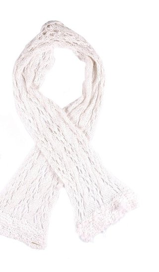 SIBERIA PREMIUM ANGORA SCARF (CAPSULE COLLECTION) CODE 1942