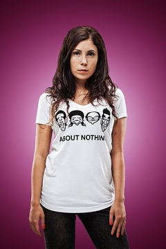 Remera About Nothing