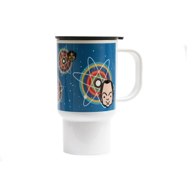 Taza Térmico Big Bang Theory
