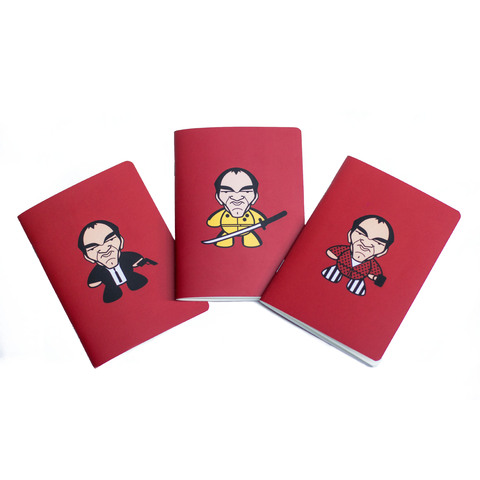 Libretas Reservoir Dog (x3)