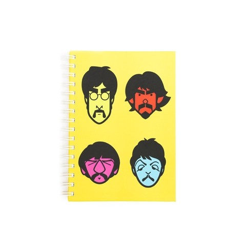 Cuaderno Beatles