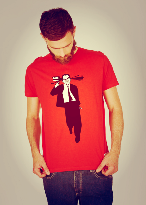 Remera Reservoir Dog