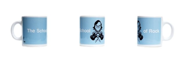 Taza School of Rock - Costhansoup