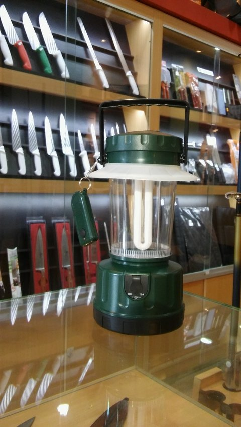 Farol de camping Broksol  recargable FA-12 LED