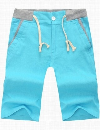 Youth Fashion Short - with Details - in 7 Colors