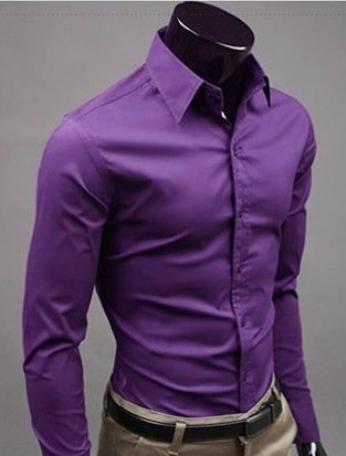 Camisa Social Slim Fit Lisa - en 12 Colores