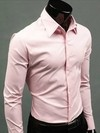 Image of Lisa Social Slim Fit Shirt High Quality - in 12 Colors