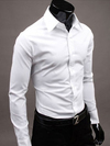 Lisa Social Slim Fit Shirt High Quality - in 12 Colors on internet