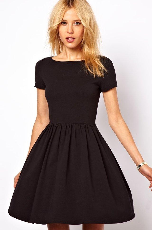 dd94c5d68 Vestido Casual Fashion - Estilo Romance - en 5 Colores - tienda online ...