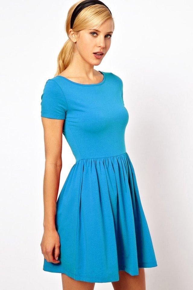 d11966000 ... Vestido Casual Fashion - Estilo Romance - en 5 Colores - comprar online  ...