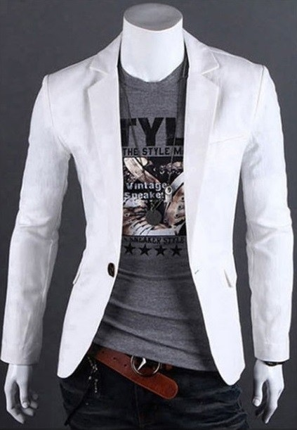 Blazer Fashion Moderno de un Boton - Ideal para la Noche - en 5 Colores en internet