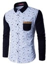 Modern and Youth Shirt in Two Colors - Polka Dots - in 4 Colors - CamisasMasculinas.com - Lo Mejor de la Moda Masculina