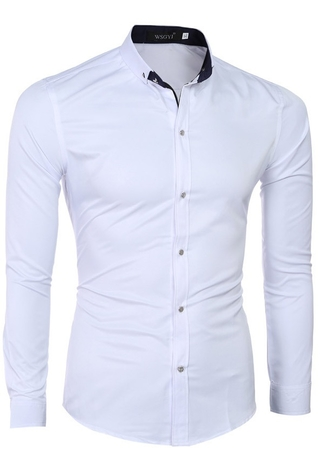 Shirt Social Elegant Fashion - Elegant Buttons