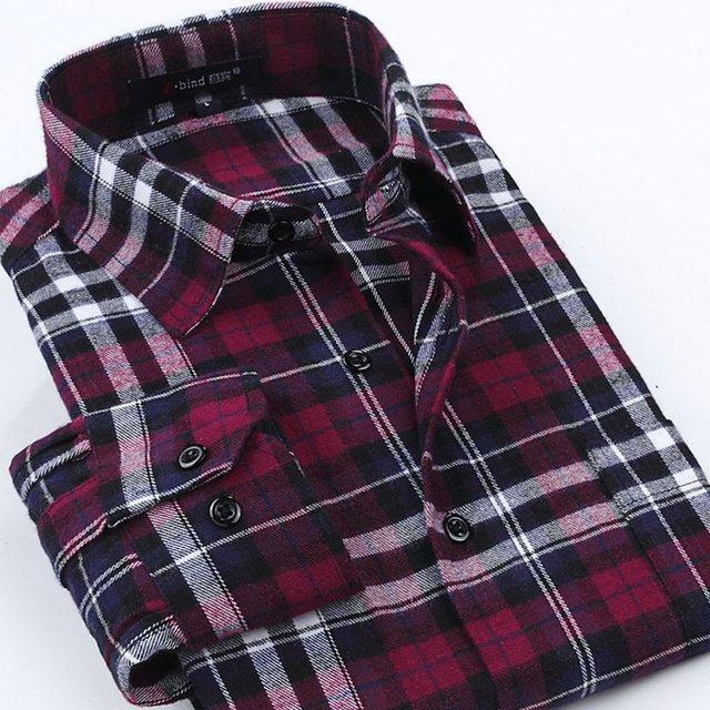 Camisa Xadrez Plus Size Moderna - Estilo Lenhador - Branca   Vermelha c494822416b