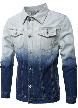 Chaqueta de Jeans Fashion Juvenil en Dos Colores - I Hate You