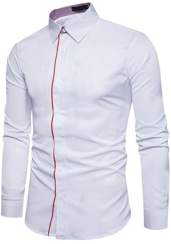 Camisa de Estilo Europeo Fashion - en 4 Colores - comprar online