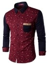Modern and Youth Shirt in Two Colors - Polka Dots - in 4 Colors