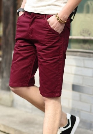 Shorts Retro Youth Long - Elegant - 7 Colors