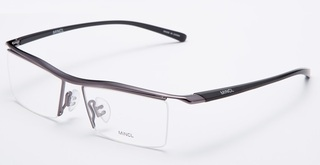 Titanium Sport Glasses - Gray Frame