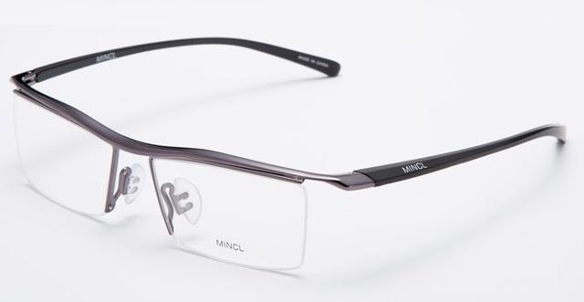 selección premium 32af9 b968d Gafas Sport en Titanio - Marco Gris