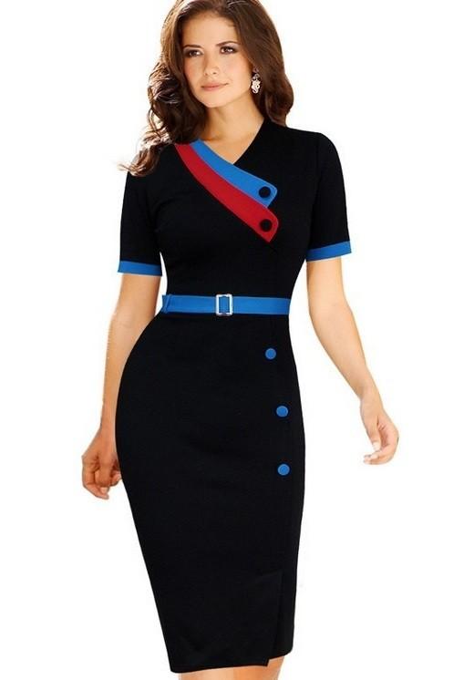 Fotos de vestidos modernos