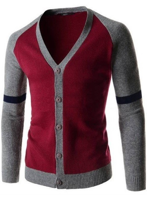 Sweater Fashion Elegante en Tres Colores - Rojo
