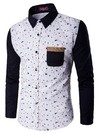 Modern and Youth Shirt in Two Colors - Polka Dots - in 4 Colors - buy online