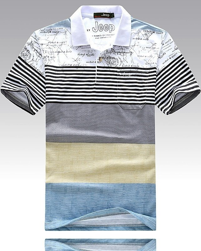 Camiseta verde rayas - Vintedes Vende, intercambia y