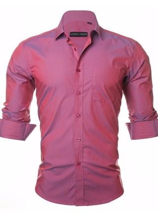 a4e9fab3c6 Camisa Elegante y Sofisticada de Estilo Juvenil a Cuadros - en ...