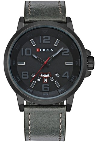 Classic Sport Watch CURREN 8240 Details Sophisticated - in 4 Colors