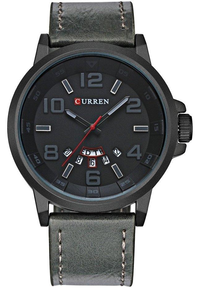 4 8240 Curren Sofisticados Reloj Sport Colores Clásico Detalles En 80vmONnw