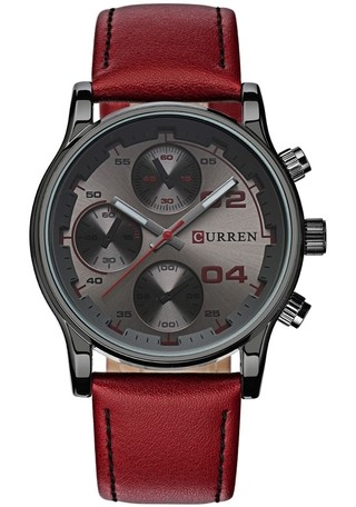 Fashion CURREN 8207 Watch - Casual Sport Style - in 5 Colors