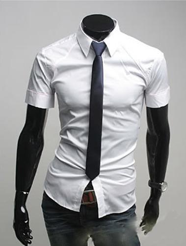 Camisas Manga Corta para Hombre  Mirá Gran Variedad aquí  55b9ef943b1