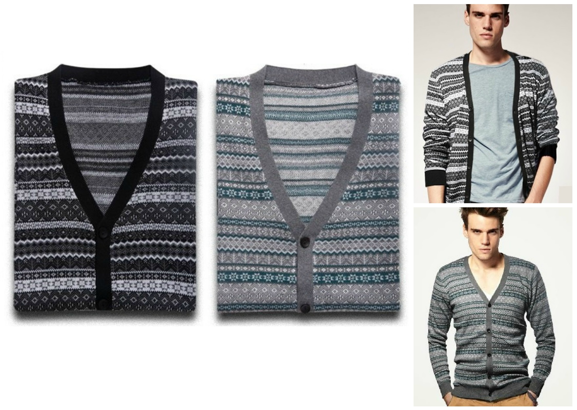 Sweater / Cardigan Clasico Fashion