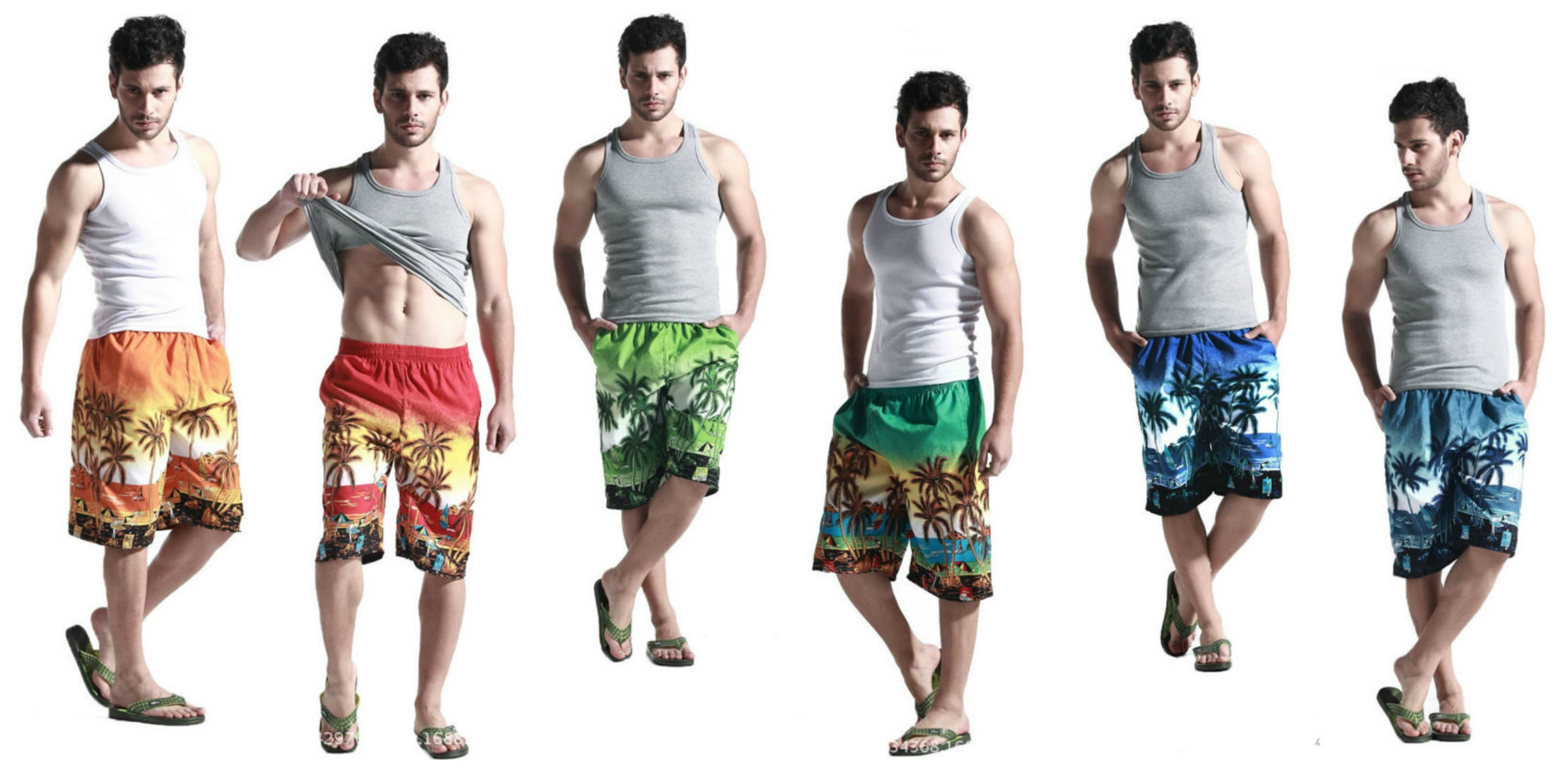 Bermuda Playera Fashion