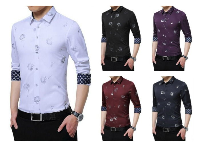 Camisa Fashion Elegante - Spring Arrives Style - em 5 Cores