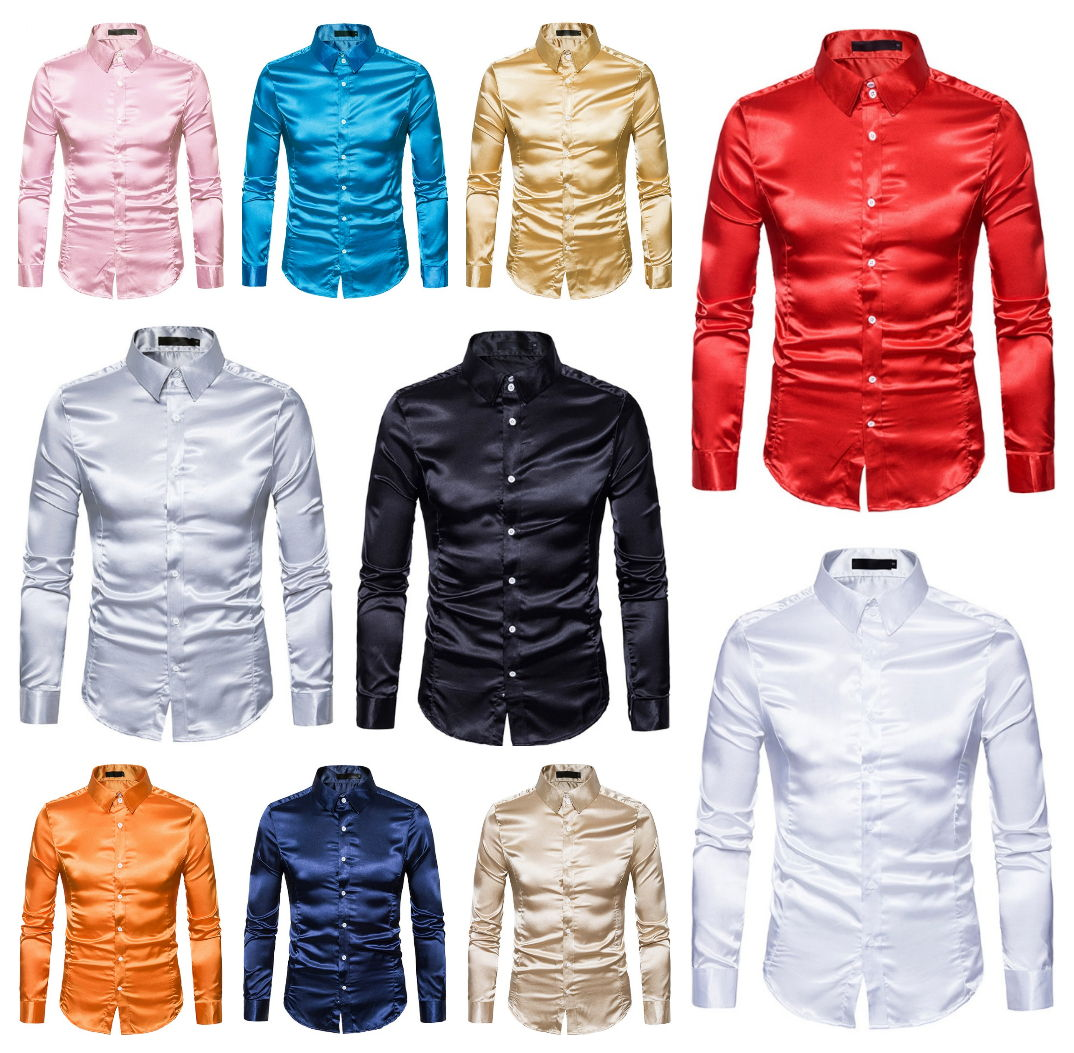 Camisa Night Shine Lisa - Tons Modernos - em 10 Cores