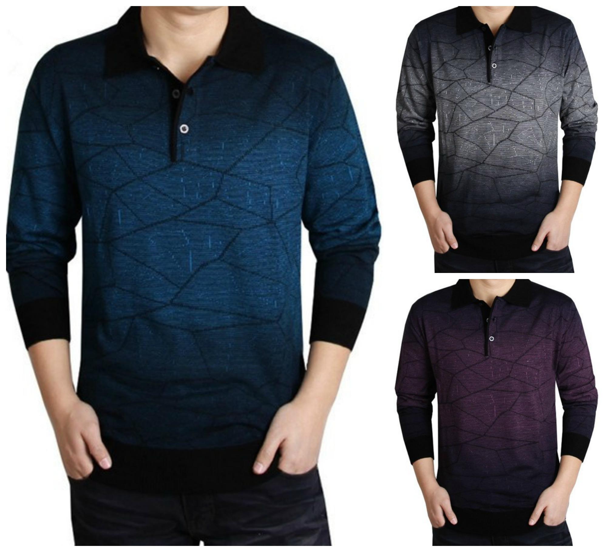 Sweater Fashion em Degradê com Desenho