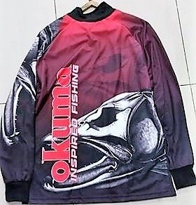 REMERAS OKUMA, MANGA LARGA-SEA-FIRE-MOSTER UPF 50 en internet