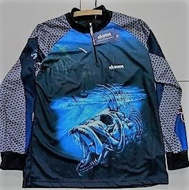REMERAS OKUMA, MANGA LARGA-SEA-FIRE-MOSTER UPF 50