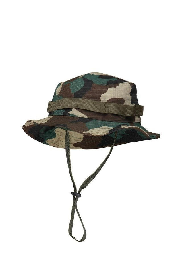 SOMBRERO RIP STOP IMPERMEABLE CAMOUFLADO T:M