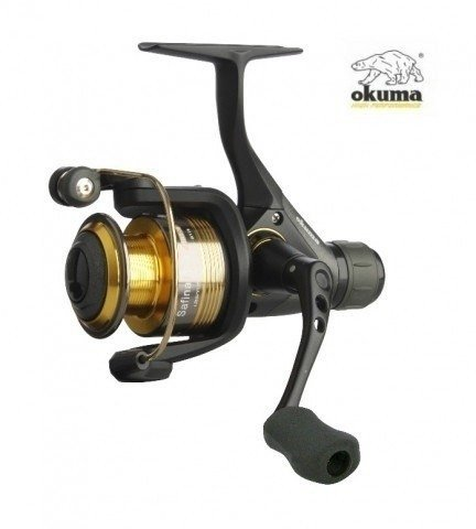Reel Frontal Okuma Safina Noir Sfr -30 Ultra Light+ Nylon