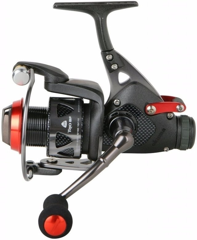 REEL OKUMA FTL TRIO RED CORE RCB-30
