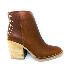LADY-BOTI.T FOLIA C/TACHAS EN TALON (BBU941/T) - MAGALI SHOES