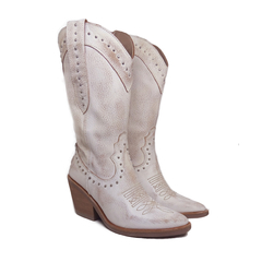 MOHANA-TEXANA C/TACHAS (BBU973) - MAGALI SHOES