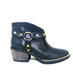 JAVA-TEXANA CORTA C/ESTRIBO (BDT506) - MAGALI SHOES