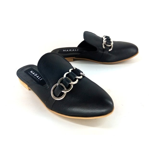 ALONDRA-CHATITA S/TALON C/CADENAS (ZGR86) - MAGALI SHOES